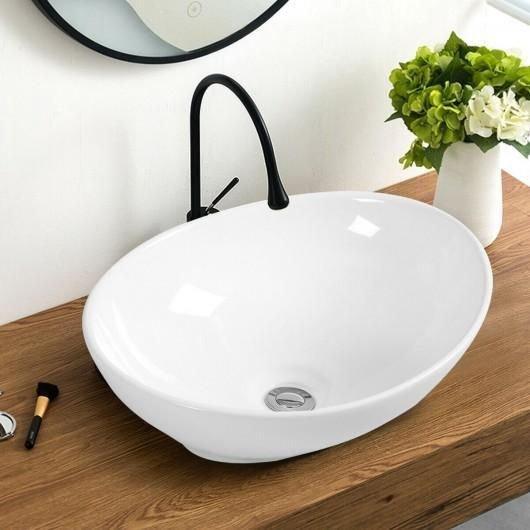 Ceramic Vessel Bathroom Sinks