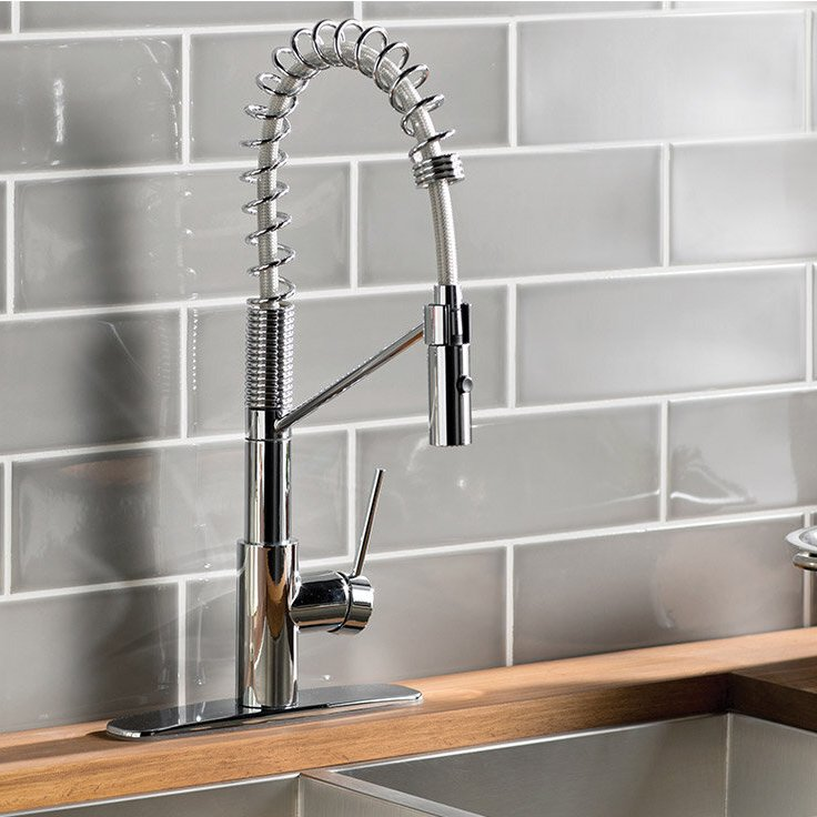Commercial Style Faucets