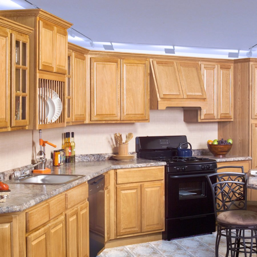 Kitchen Cabinets Order Online: Wholesale RTA Country Oak Honey Online