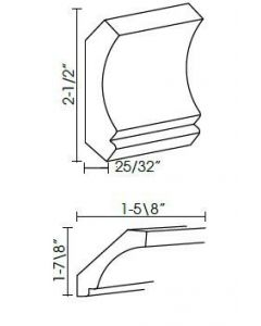 Greystone Shaker - CM96 (plain)