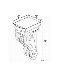 Greystone Shaker - CORBEL57
