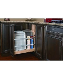 "5"" TRAY DIVIDERPULLOUT BLUM SOFT CLOSE"