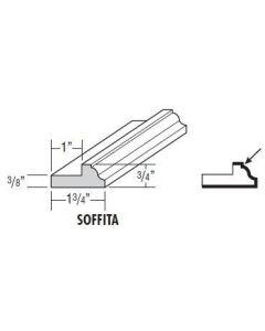 Hickory Shaker Rustic Premium-SOFFITA