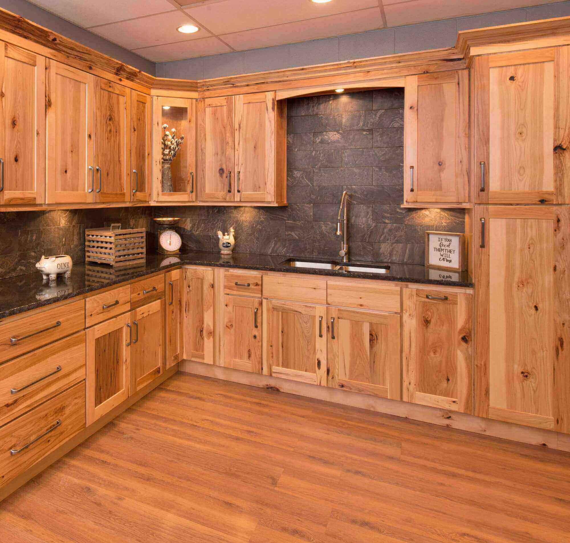"Kitchen and Bath Cabinets - ""So Many Choices"""
