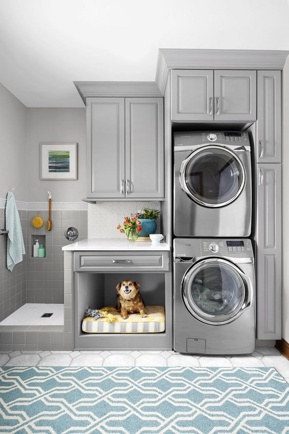 laundry pre aspen white the room min assembled rta store home cabinet cabinets all shaker cabinetry