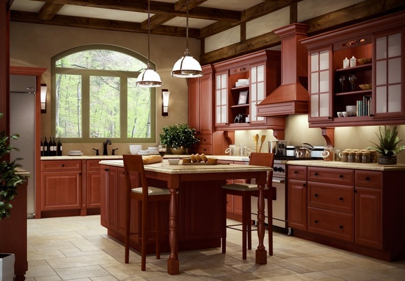 Ready to assemble (RTA) kitchen and bath cabinets VS Fully assembled custom cabinets