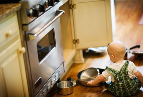 How to Child-Proof Your Kitchen